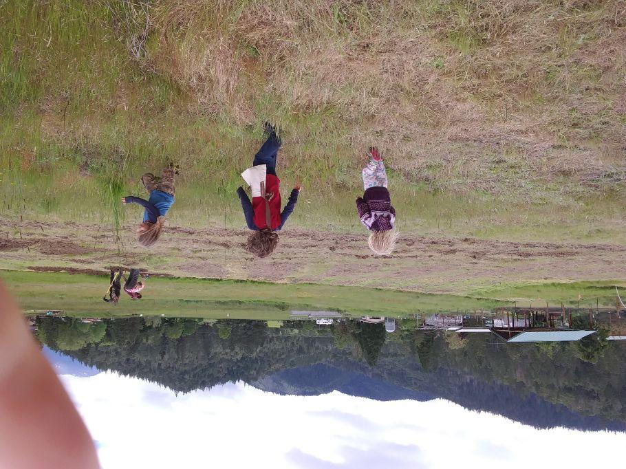 Kids Gardening in Eden/ Itopia