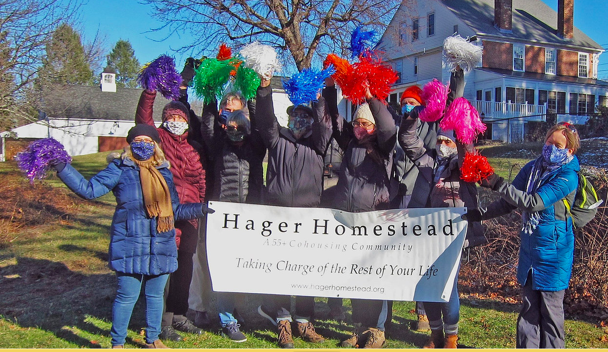 Hager Homestead (formerly Middlesex Senior Cohousing)